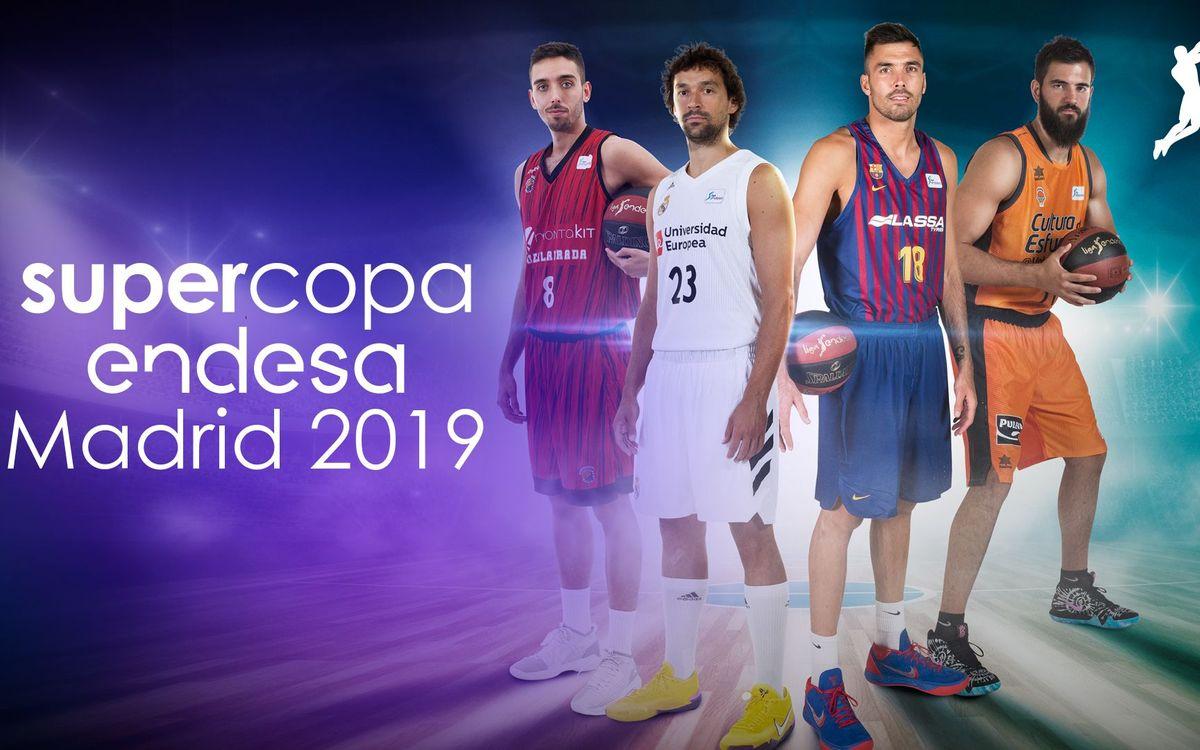 Confirmados los equipos que disputarán la Supercopa 2019
