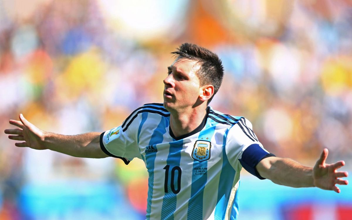 Messi volverá a Maracaná