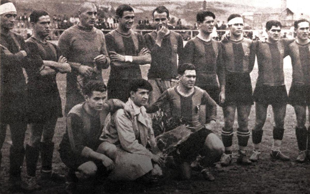 90 años de la conquista de la primera Liga