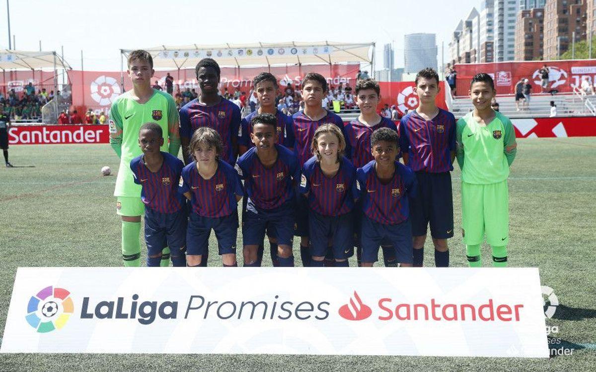 Debut con victoria contra el Chivas y empate contra el Valencia en el segundo partido