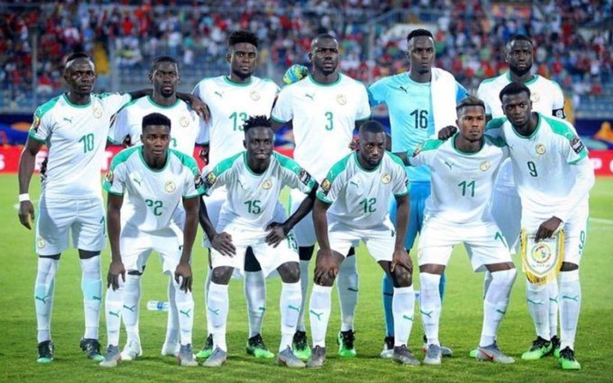 Wague and Senegal advance to knockout stage