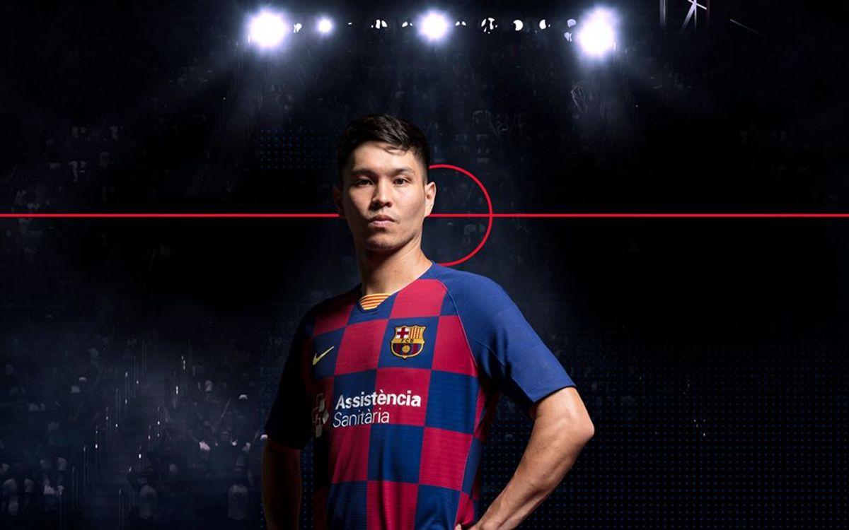 Daniel, refuerzo de lujo para el Barça 2019/20