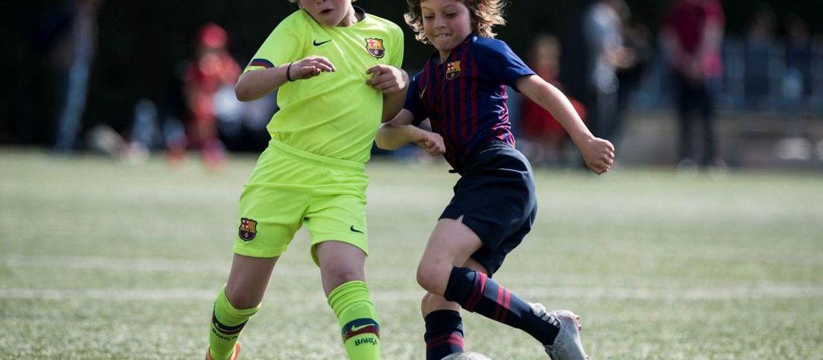 Seis deportistas de la Barça Escola Barcelona acceden a los equipos formativos