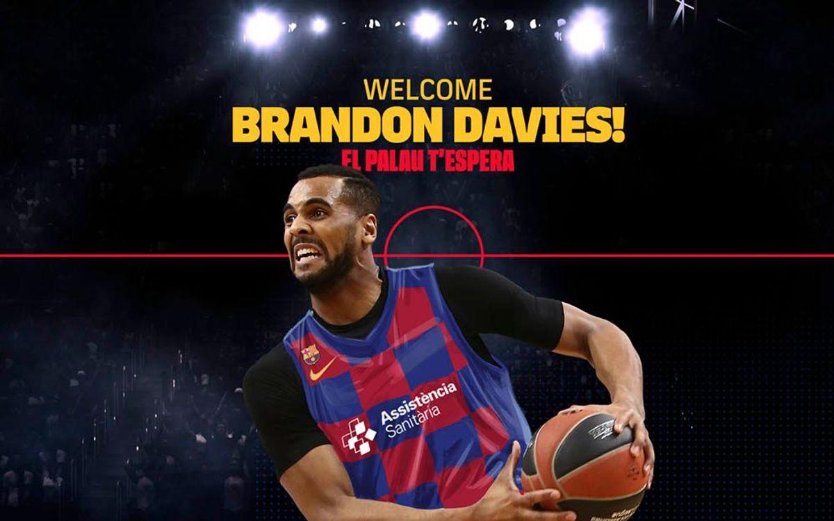Brandon Davies, un cinc de primer nivell per al Barça