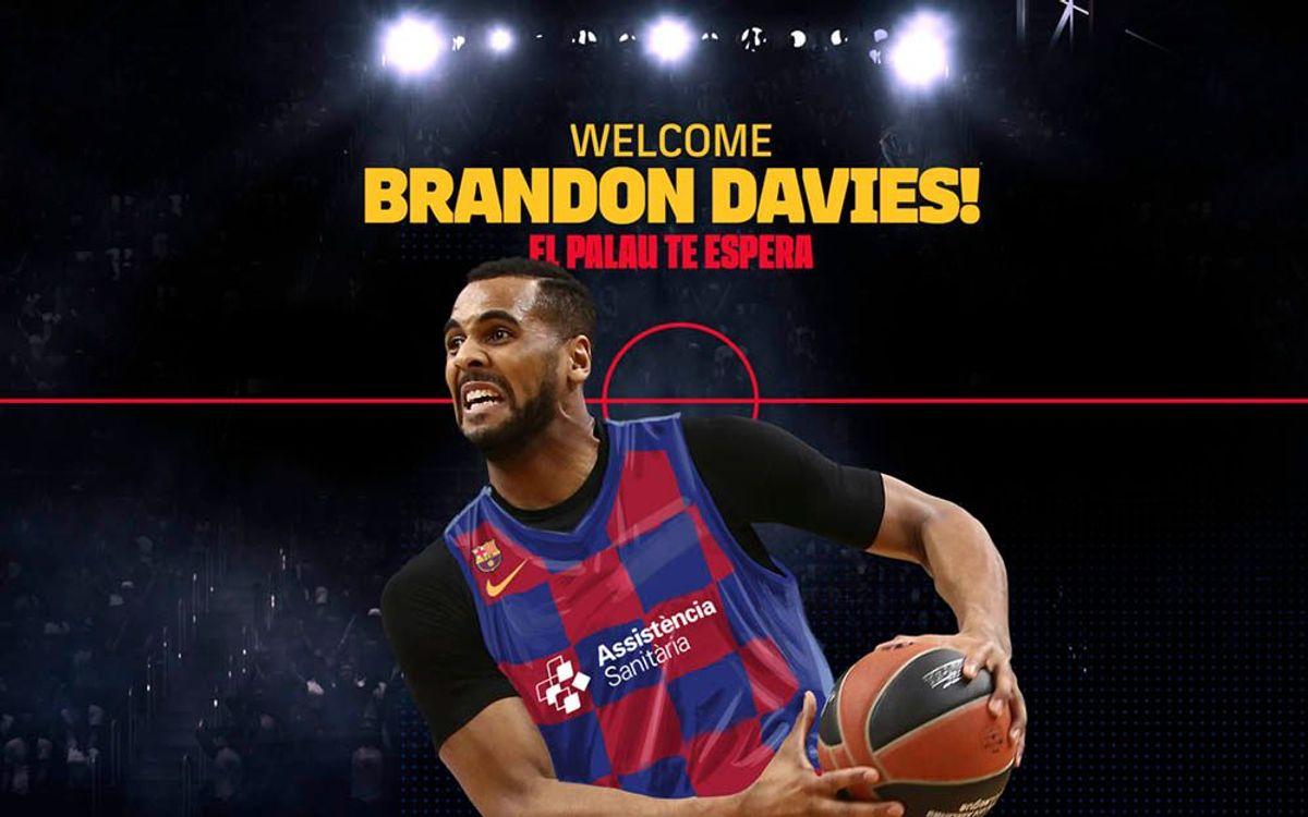 Brandon Davies, un cinco de primer nivel para el Barça
