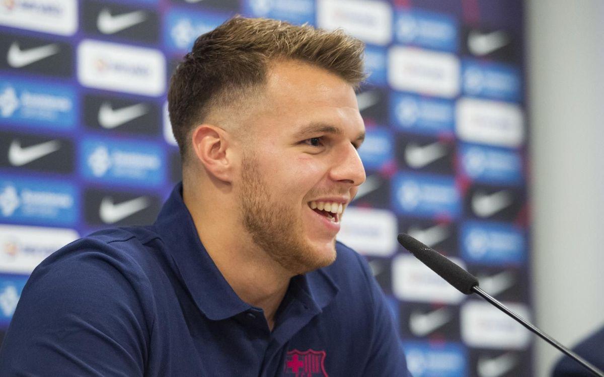 """Helder: """"El Barça és el lloc perfecte per guanyar"""""""