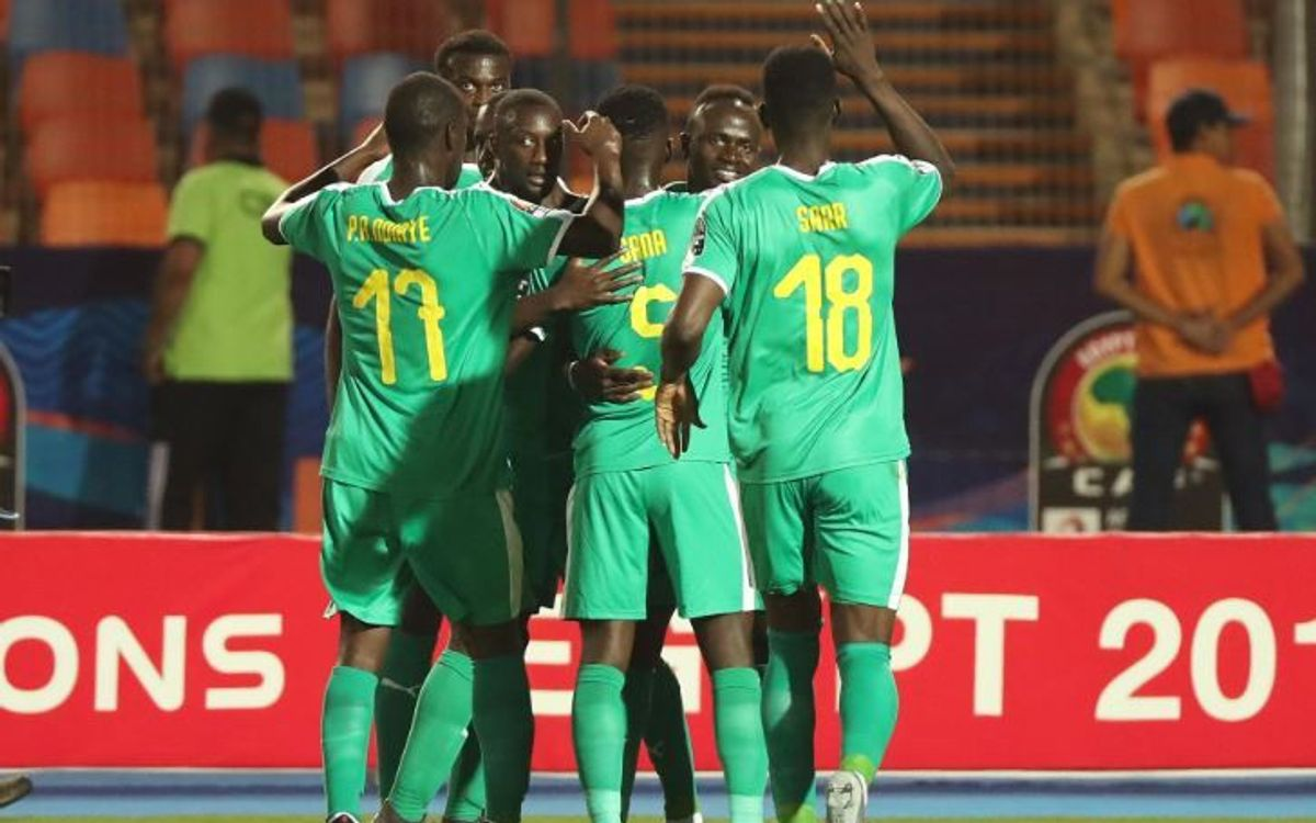 La Senegal de Wague, classificada per als quarts de la Copa Àfrica