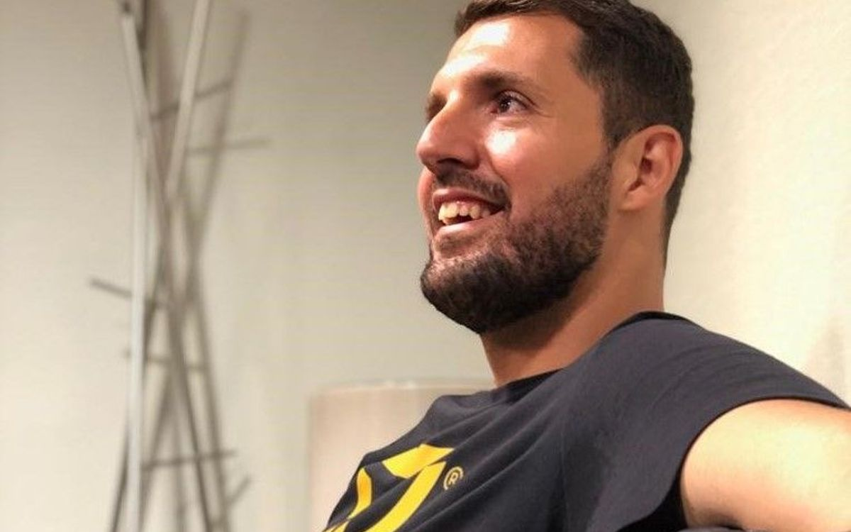 Mirotic: 'I feel happy and very excited'