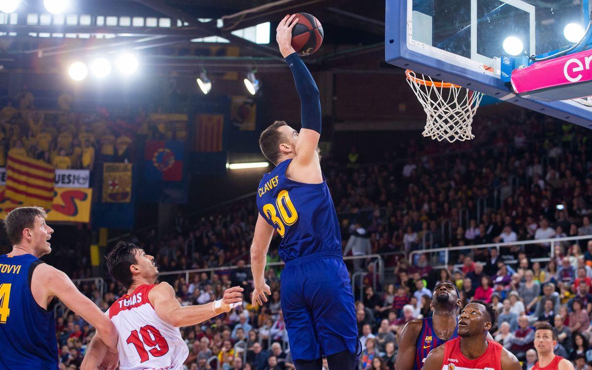 Claver, Oriola i Ribas, en la preselecció espanyola per al Mundial de bàsquet
