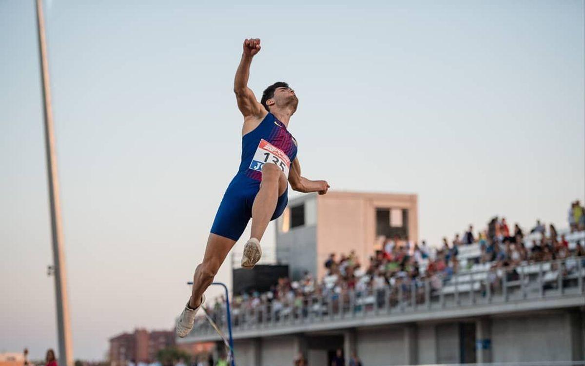 Dues medalles per a atletes del Barça en l'europeu sub-23