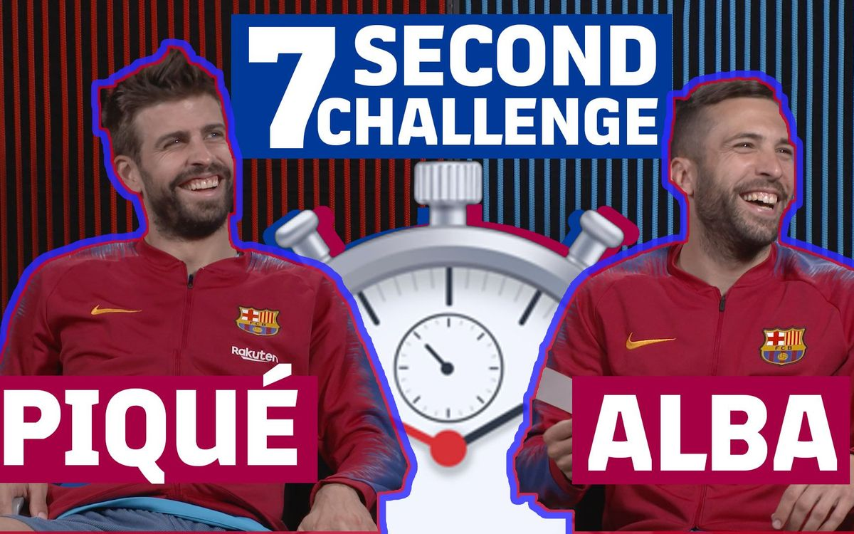 Today's recommendation: 7 Second Challenge!