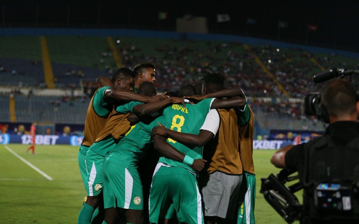 La Senegal de Wagué, a la final de la Copa África