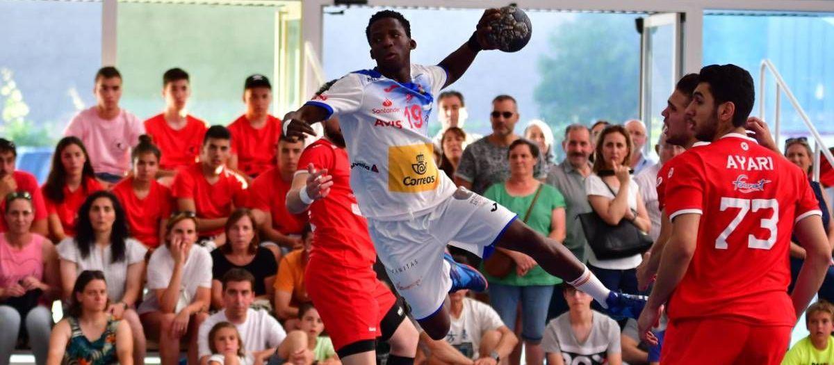 Arrenca el Mundial Júnior amb Mamadou Diocou i Pau Oliveras