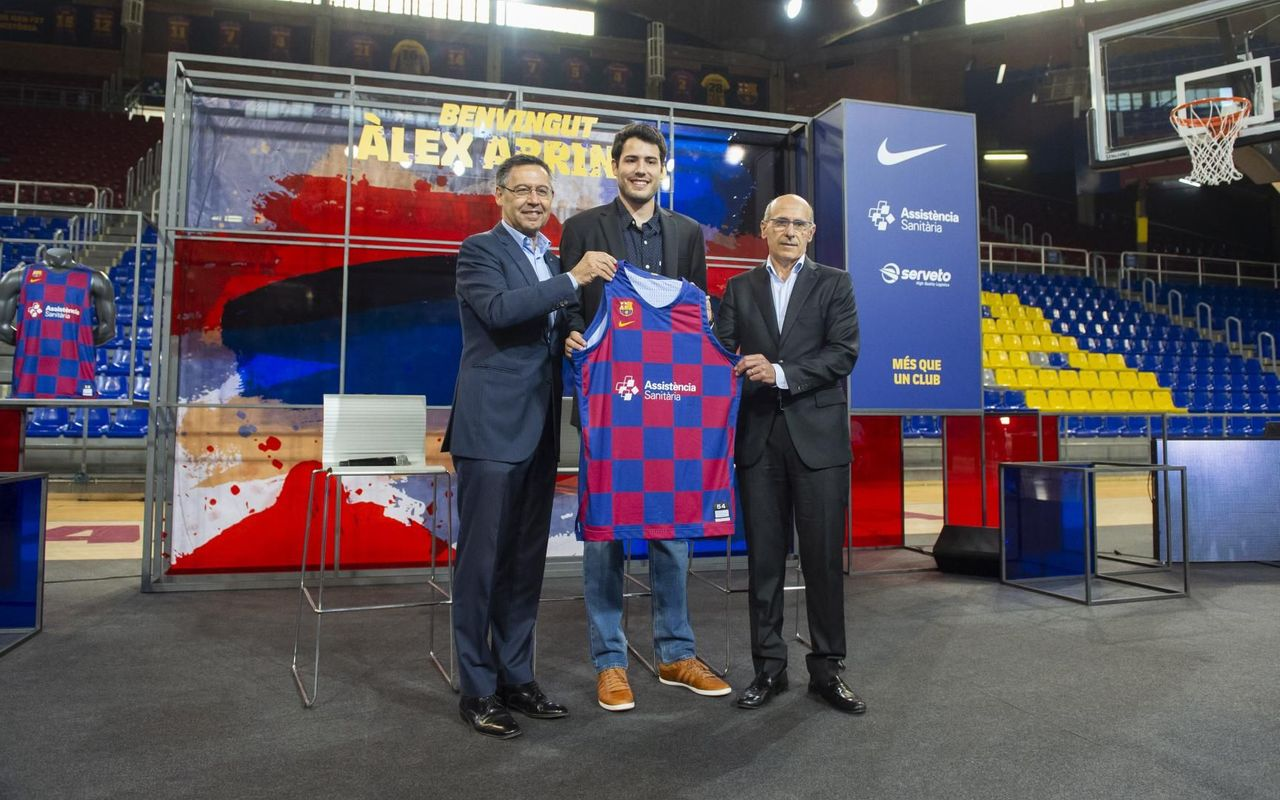 ¿Cuánto mide Alex Abrines? - Altura Mini_2019-07-15_PRESENTACIOALEXABRINES_19