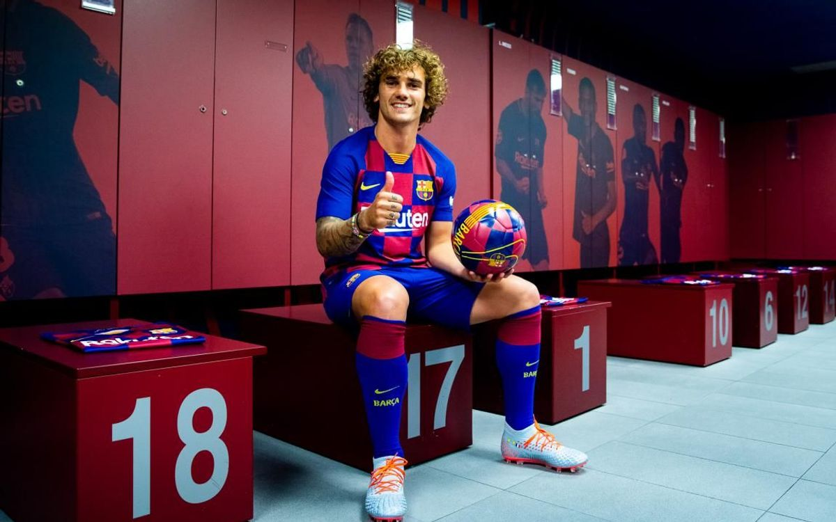 Griezmann, in 10 phrases