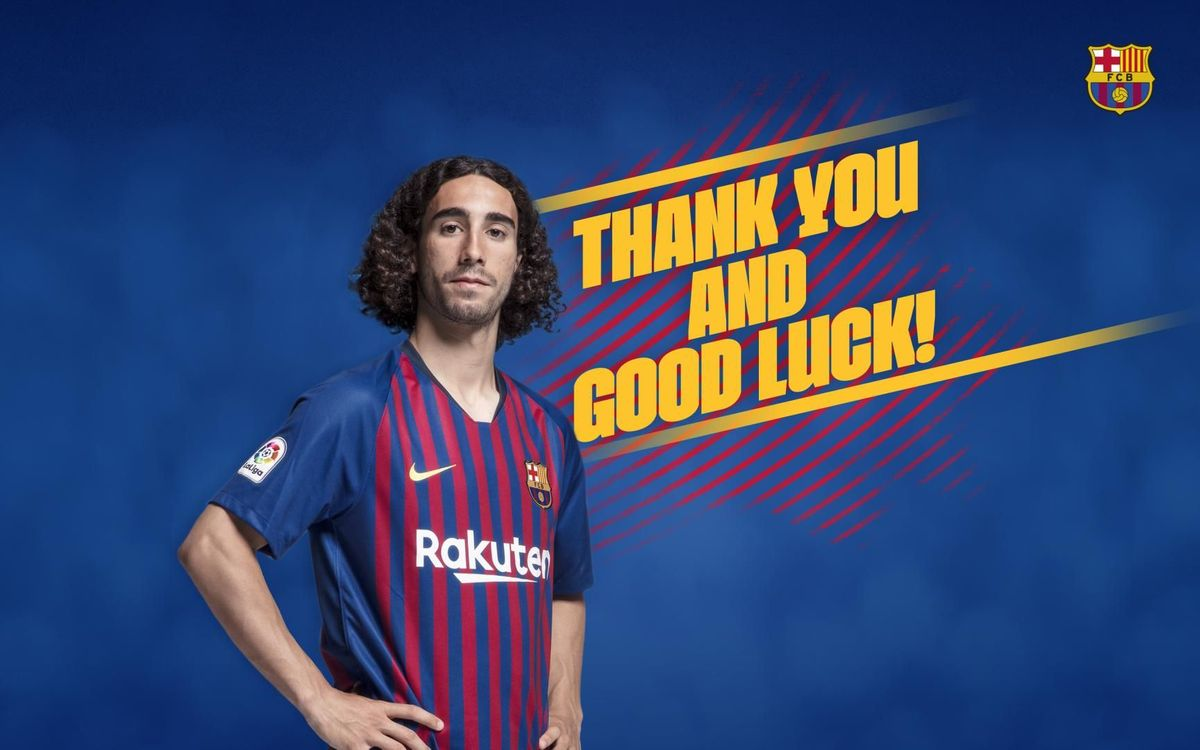Agreement with Getafe for the loan of Marc Cucurella