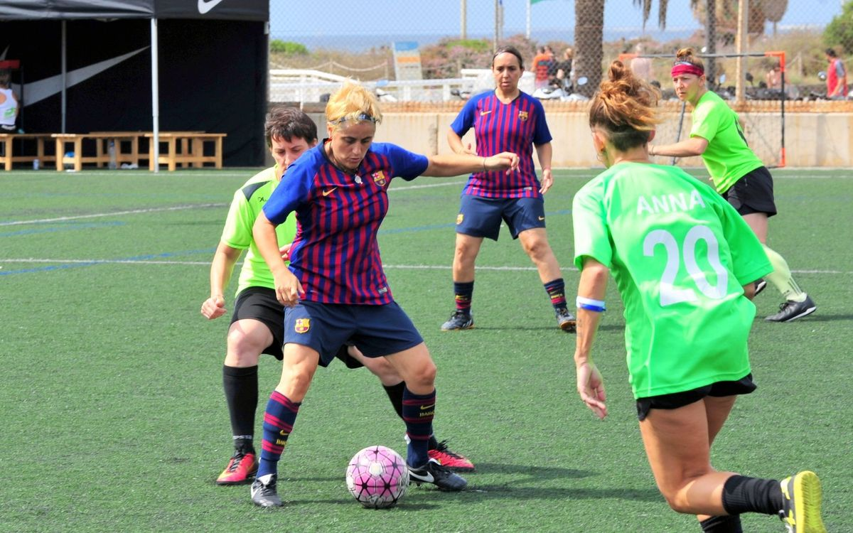 L'ABJ femení participa en el torneig Femelite per tercer any consecutiu