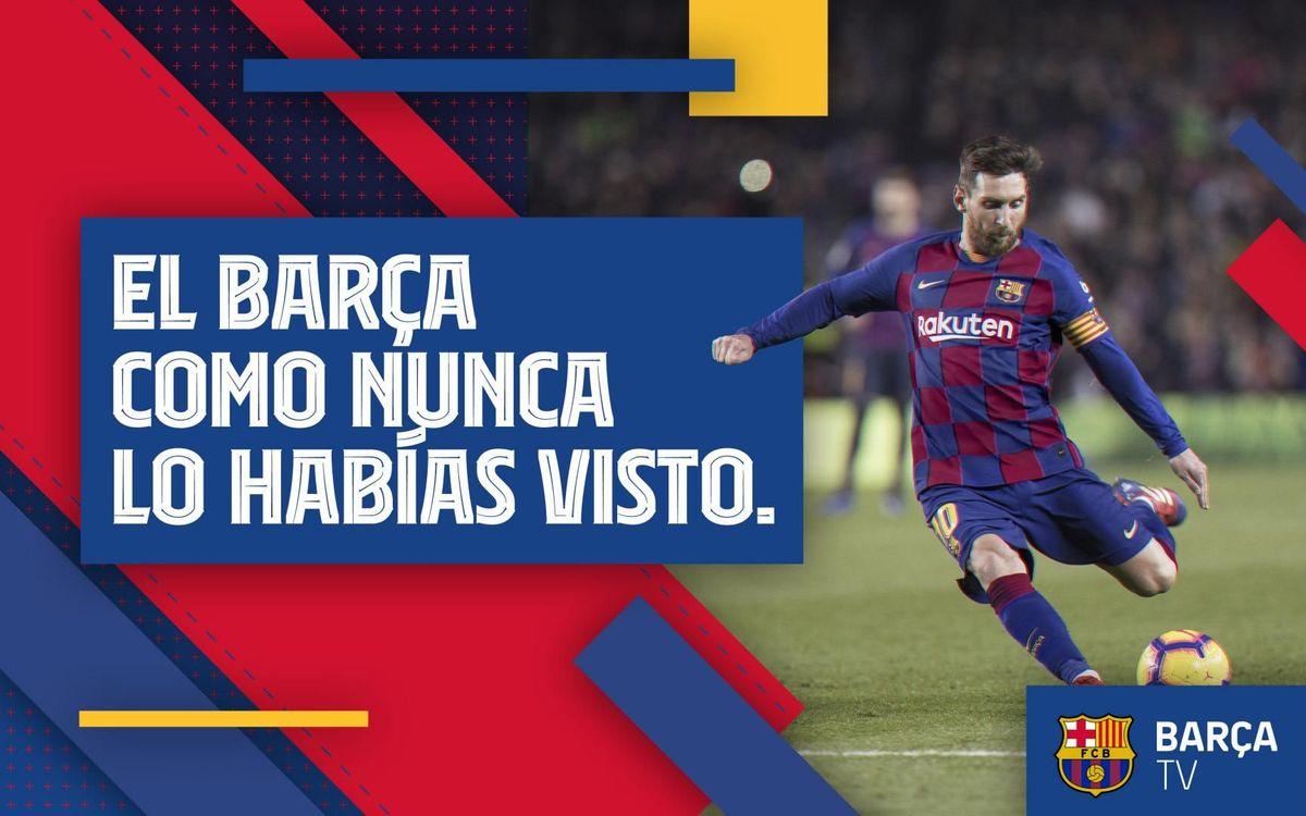 Barça TV: nueva etapa y en alta definición