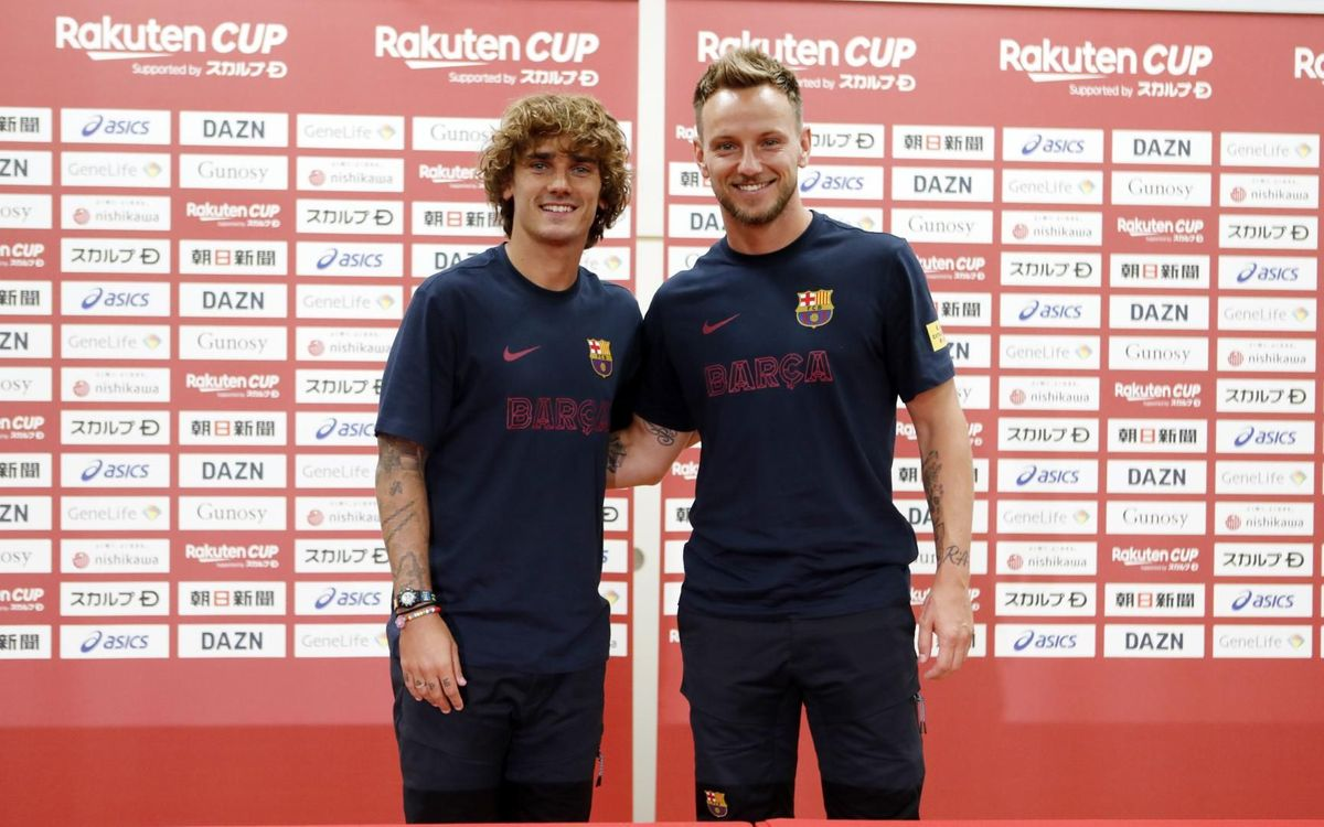 Griezmann: 'I enjoy Barça's style of play and I will adapt'
