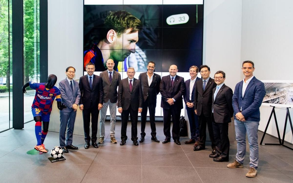 Institutional visit to Nikken Sekkei headquarters