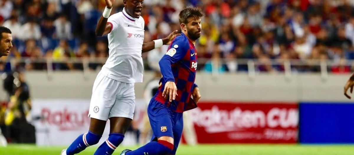 Barça 1-2 Chelsea: Blaugranes get feet wet as new faces debut