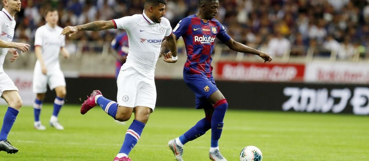 Barça 1-2 Chelsea: Blaugranes get feet wet as new faces debut