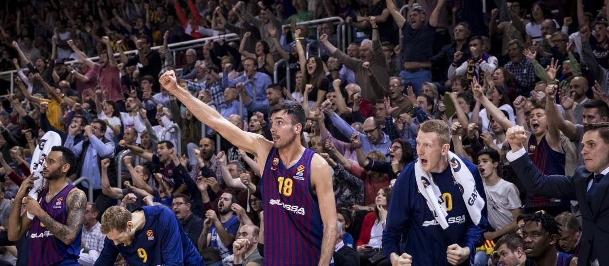 Las entradas para la Euroliga 2019/20, a la venta