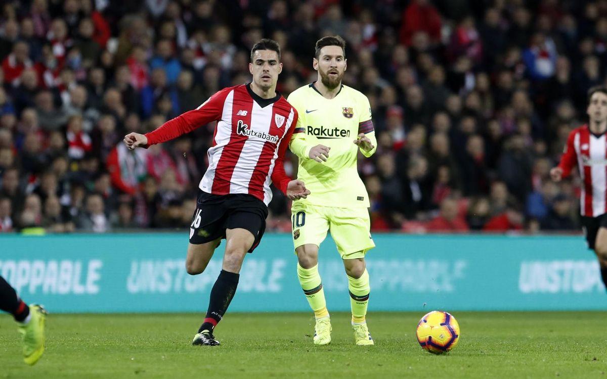 Cambio de horario en el Athletic-Barça