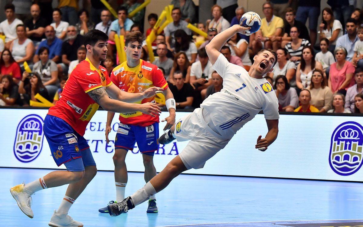 España acaba el Mundial Junior en 10ª posición