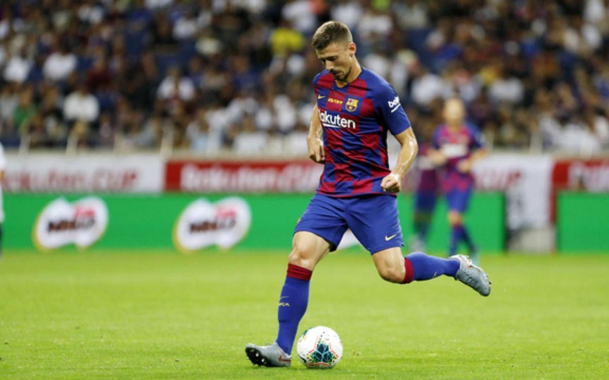Trofeu Joan Gamper: en directe pel web, l'app i Barça TV