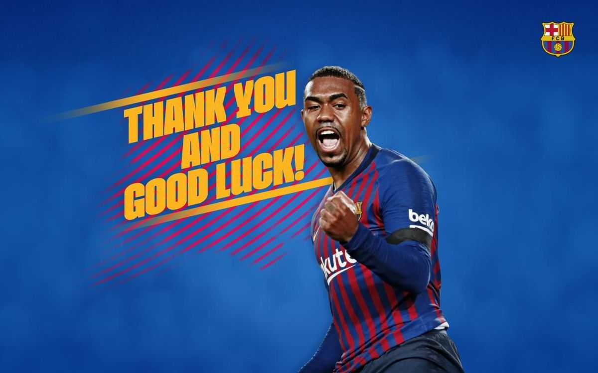 Agreement with Zenit Saint Petersburg for the transfer of Malcom