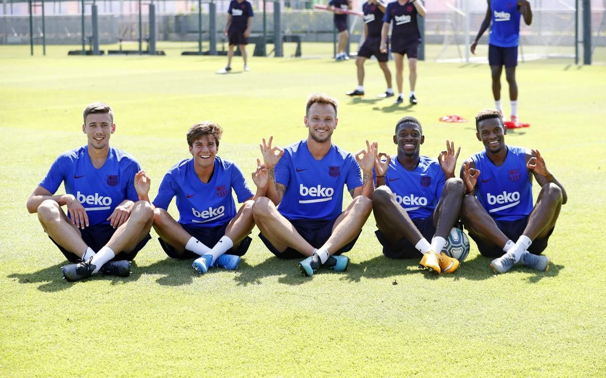 Gamper preparations continue on Friday
