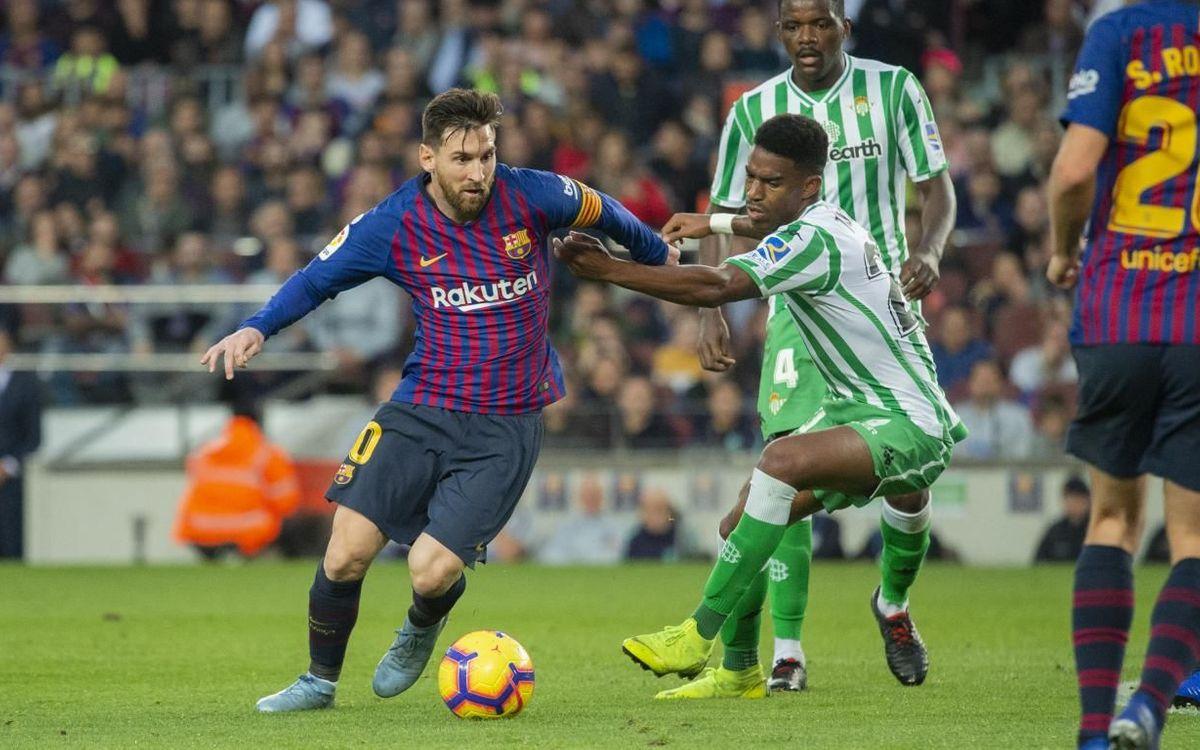 Junior hizo un gran trabajo ofensivo y defensivo la pasada temporada en el Camp Nou - Miguel Ruiz