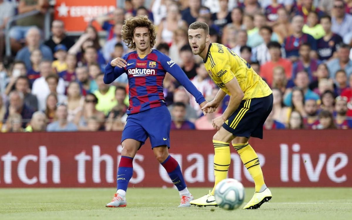 Estrena amb remuntada al Gamper (2-1)