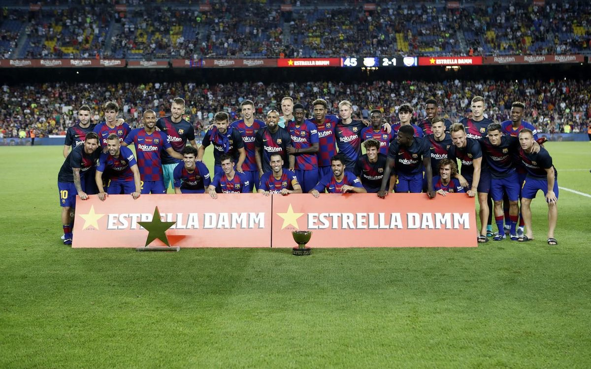 Barça – Arsenal : Vivement que ça commence ! (2-1)
