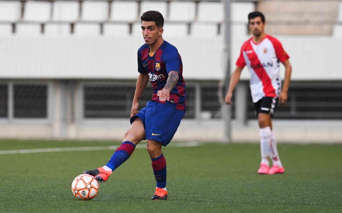 Hospitalet - Barça B: Eliminados de la Copa Catalunya en los penaltis (0-0; 4-3)