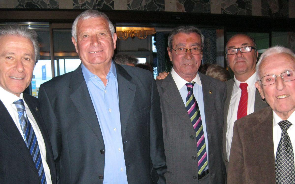 Pésame por la muerte de Manel Garriga, socio de la Agrupación