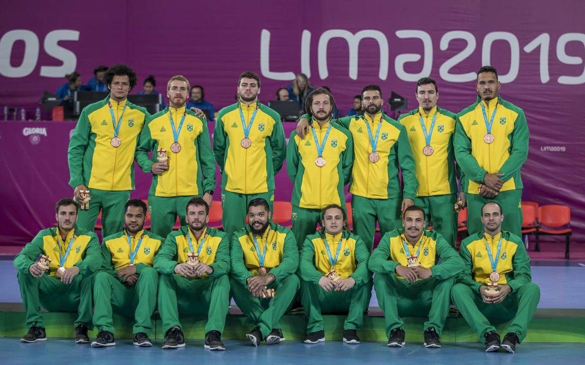 Thiagus Petrus suma el bronze als Jocs Panamericans