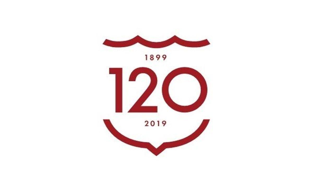 El FC Barcelona ha elaborat un logotip per commemorar els 120 anys de la fundació del Club