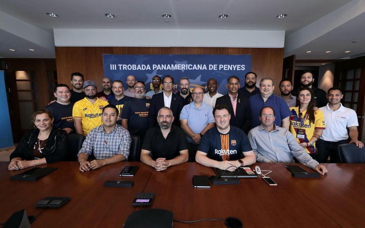 Miami acull la III Trobada Panamericana de Penyes