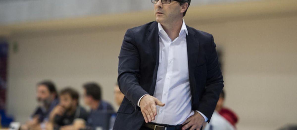 La estructura de técnicos del baloncesto formativo