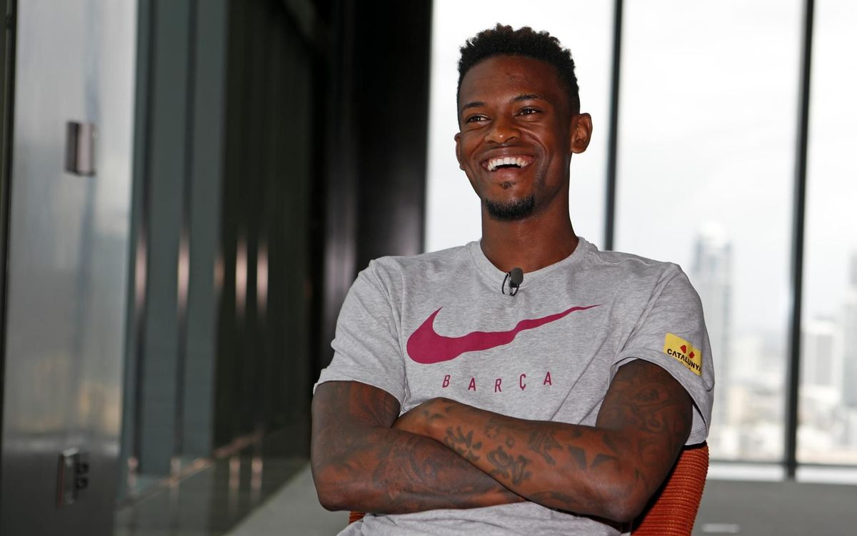 Semedo: 'Nice to feel appreciated'