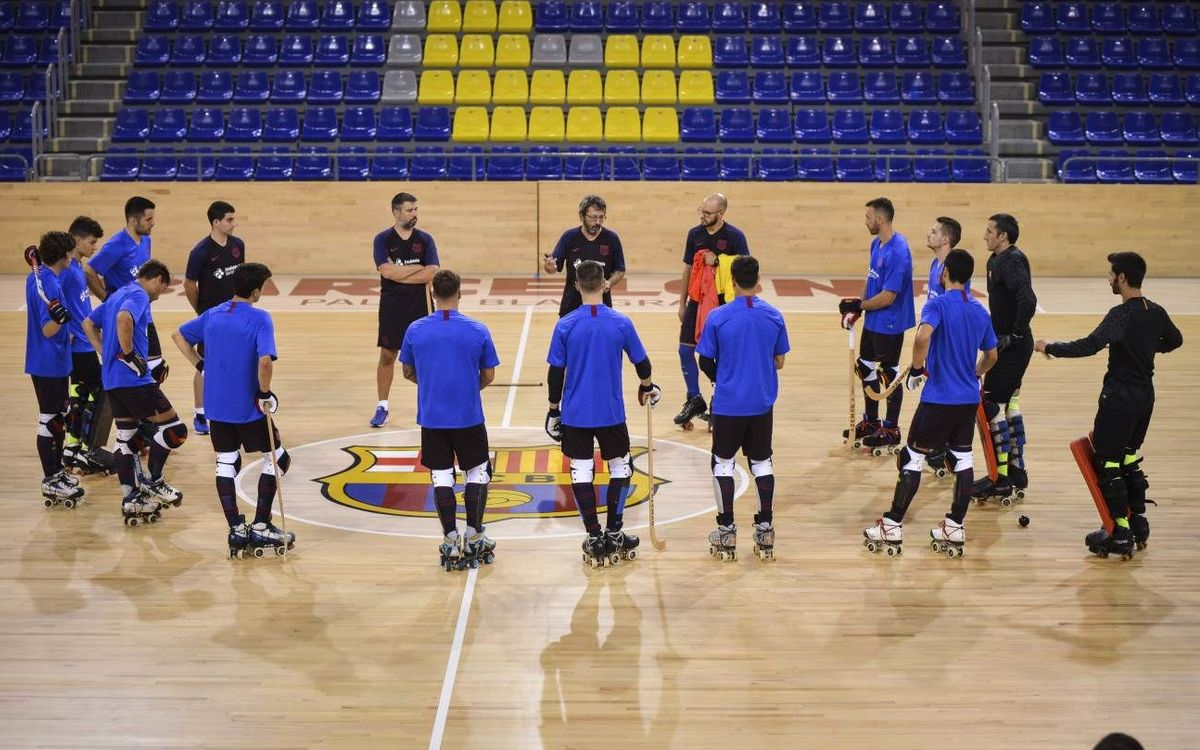 La pretemporada continuarà a Andorra