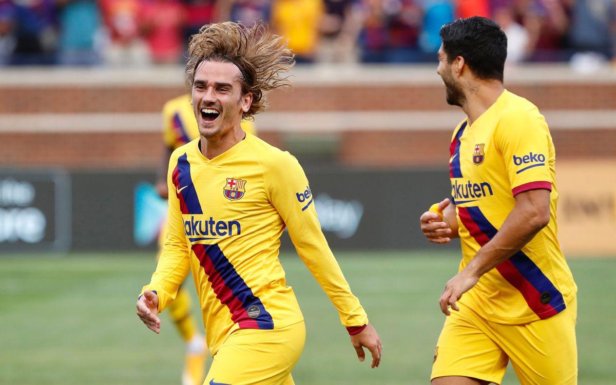 Naples – Barça : Un trio bien rodé ! (0-4)