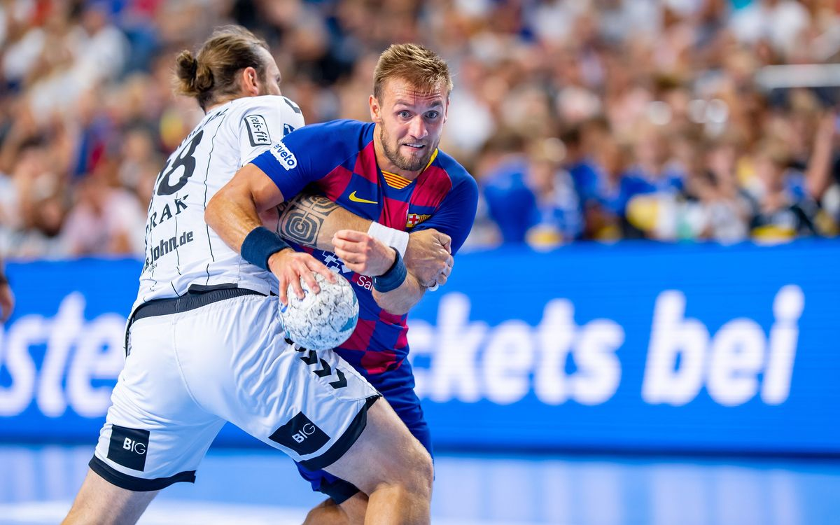 THW Kiel - FC Barcelona: Primer amistós per agafar rodatge (33-29)