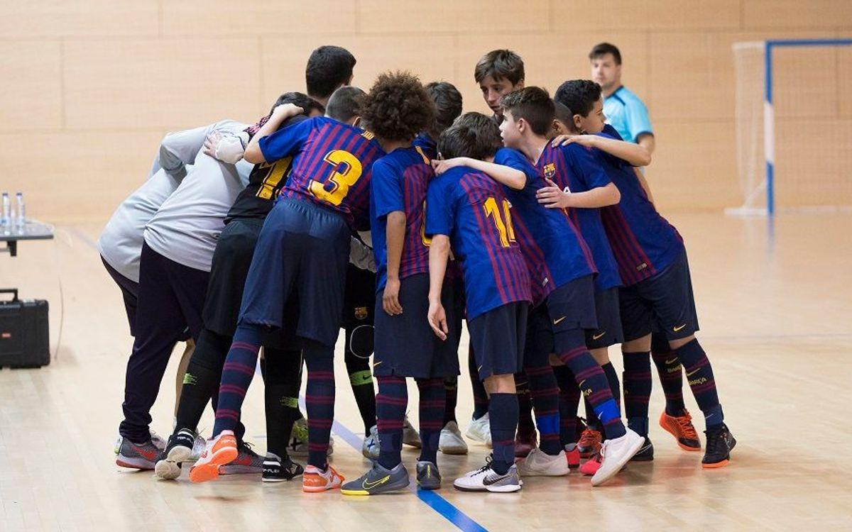 Novedades en la estructura del Futsal formativo