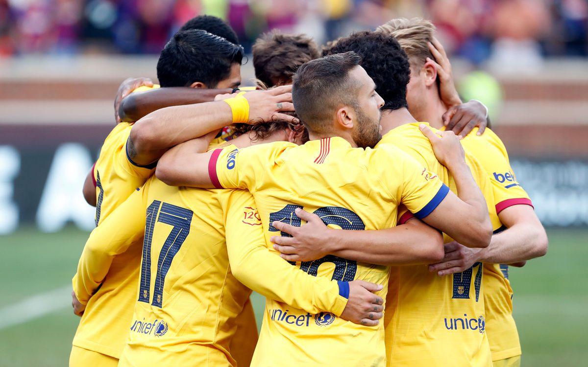 Athletic Club - Barça: Vuelve la Lliga, vuelve el campeón