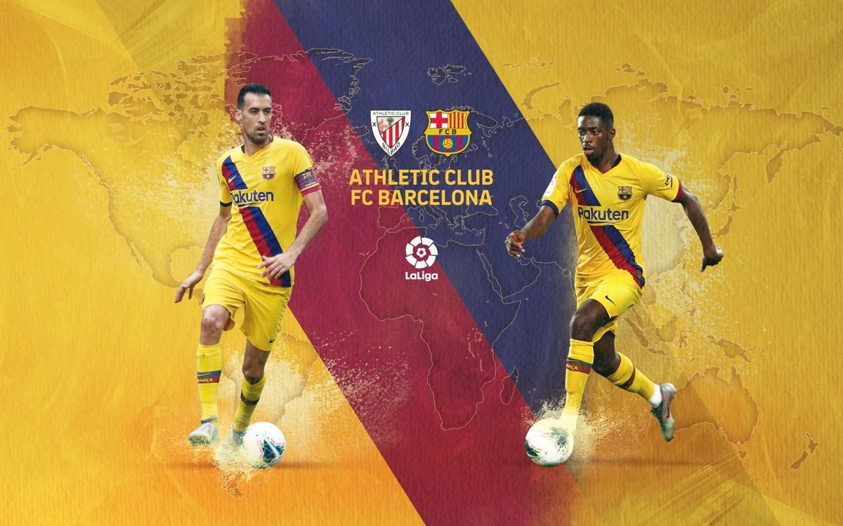 Où et quand voir Athletic Bilbao – Barça