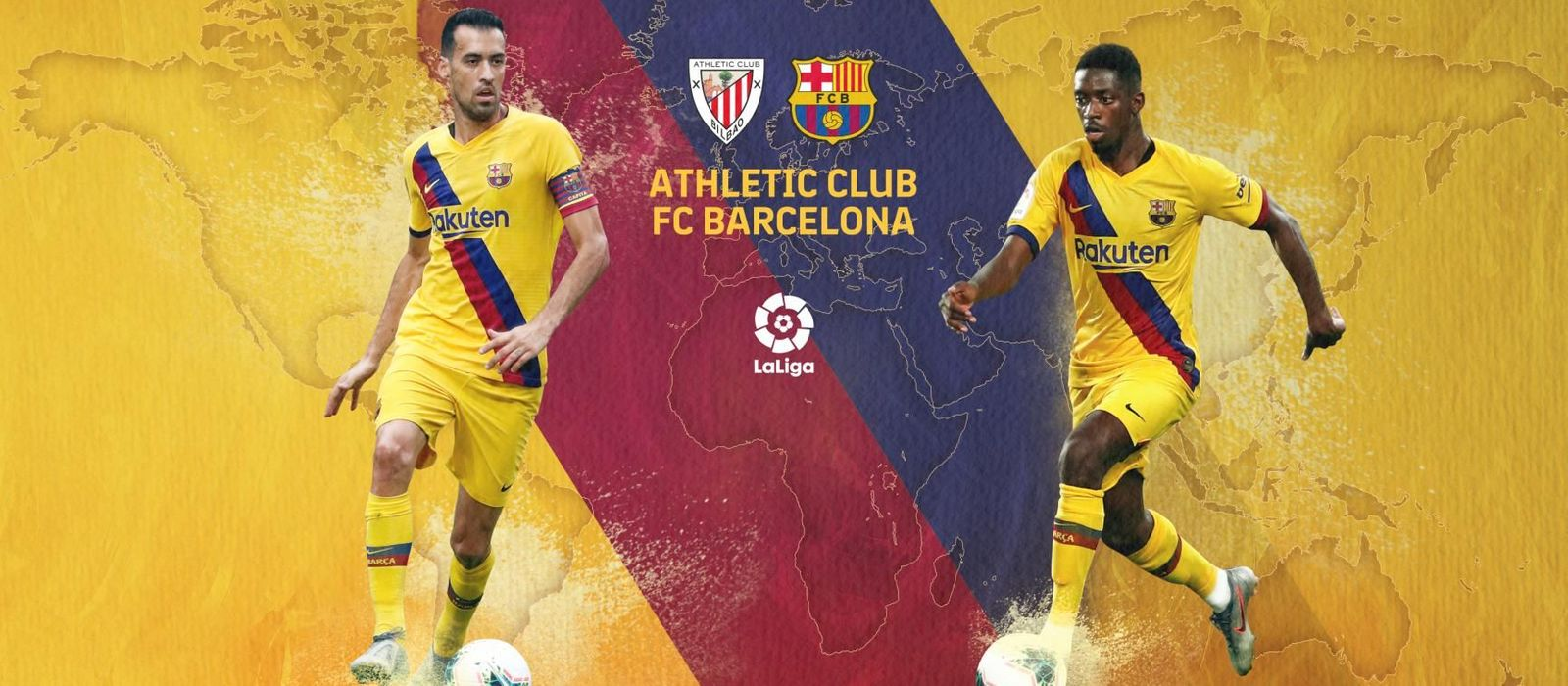 When and where to see Athletic Club v Barça