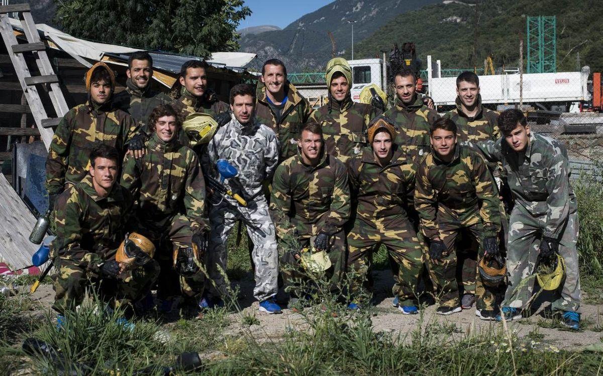 Actividad para hacer grupo en Andorra